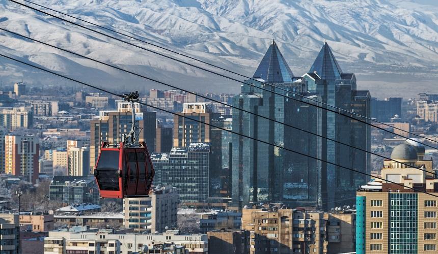 Day 2: Almaty