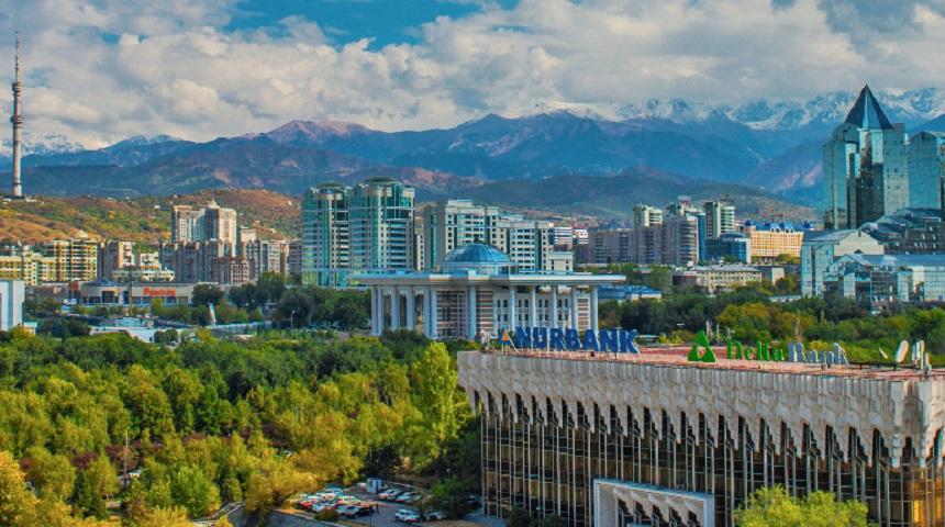 Day 1: Arrival in Almaty