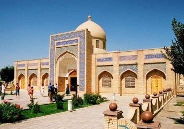 Day 4: Bukhara - Samarkand (280 km)