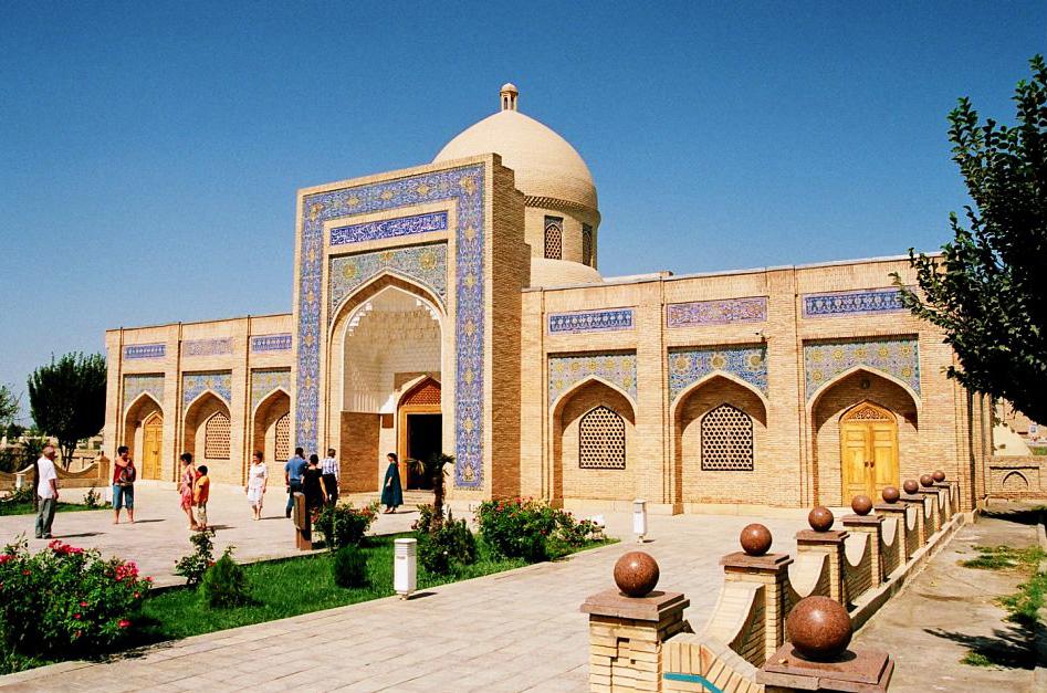 Day 8: Bukhara