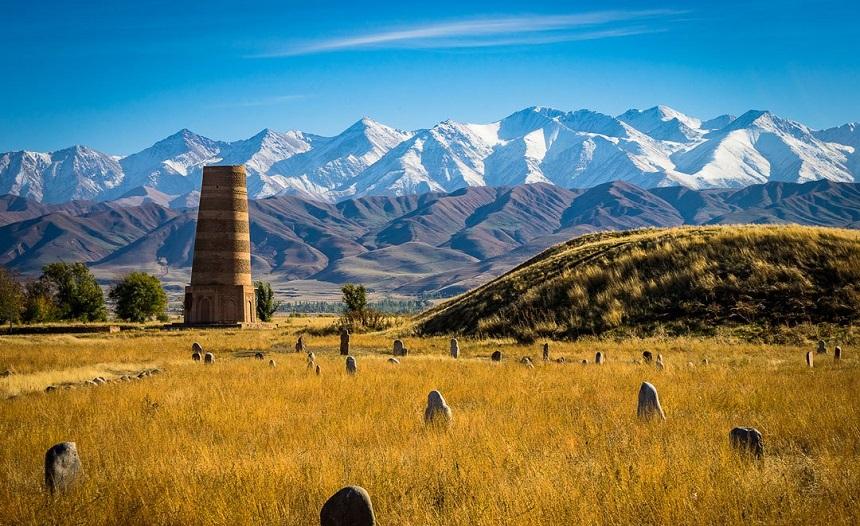 Day 3: Bishkek - Burana - Chon Kemin