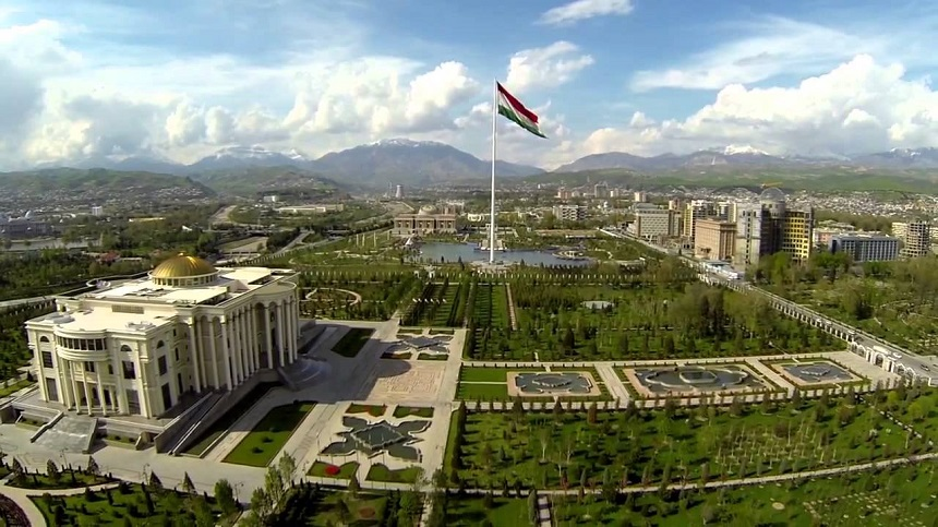 Day 1: Arrival in Dushanbe