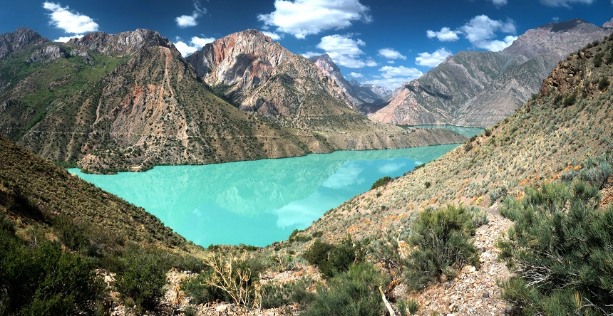 Day 7: Dushanbe - Iskanderkul Lake - Dushanbe