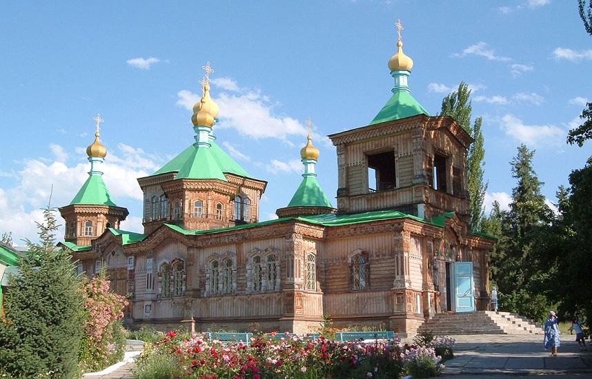 Day 2: Bishkek - Ala Archa - Bishkek