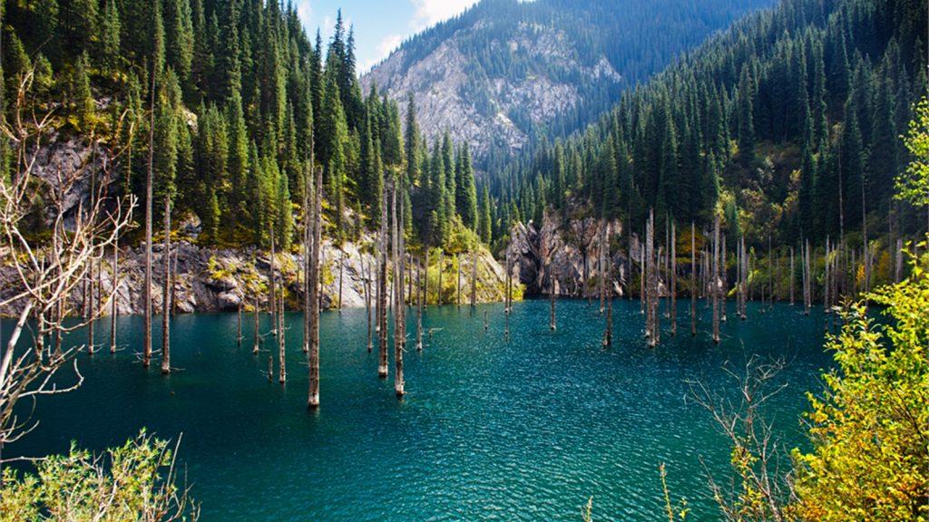 Day 5: Kolsai Lakes