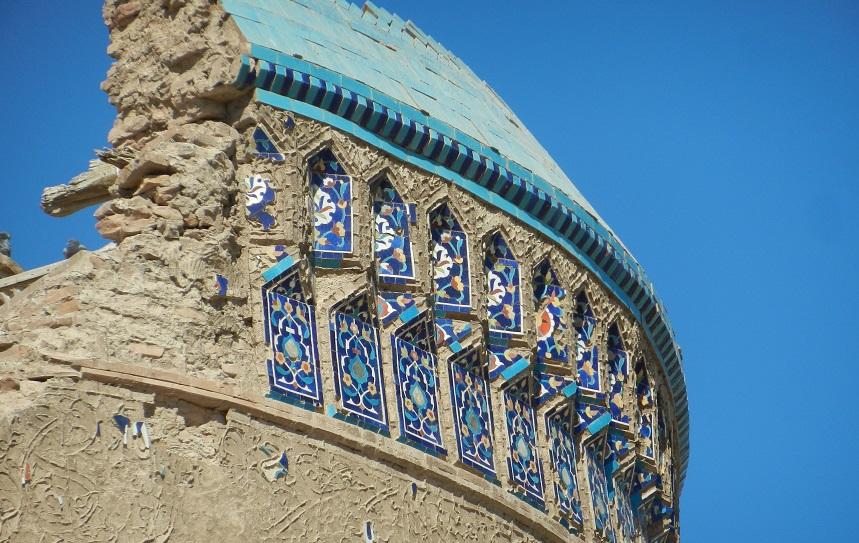 Day 6: Darwaza - Kunya Urgench - Dashoguz - Ashgabat