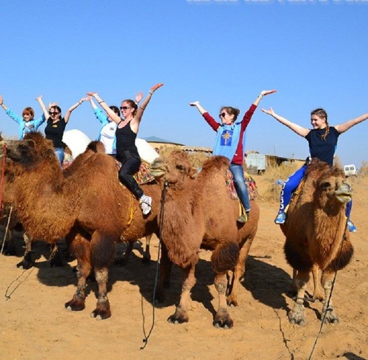 Day 7: Bukhara - Nurata - Safari Yurt Camp (230 km)