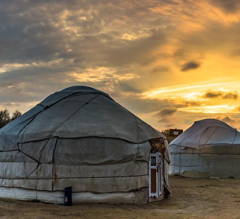 Day 11: Bukhara - Nurata - Safari Yurt Camp (230 km)