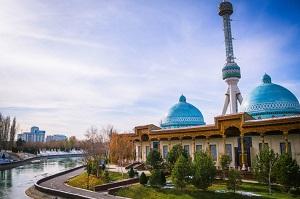 Day 1: Arrival in Tashkent