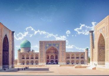 Day 5: Samarkand