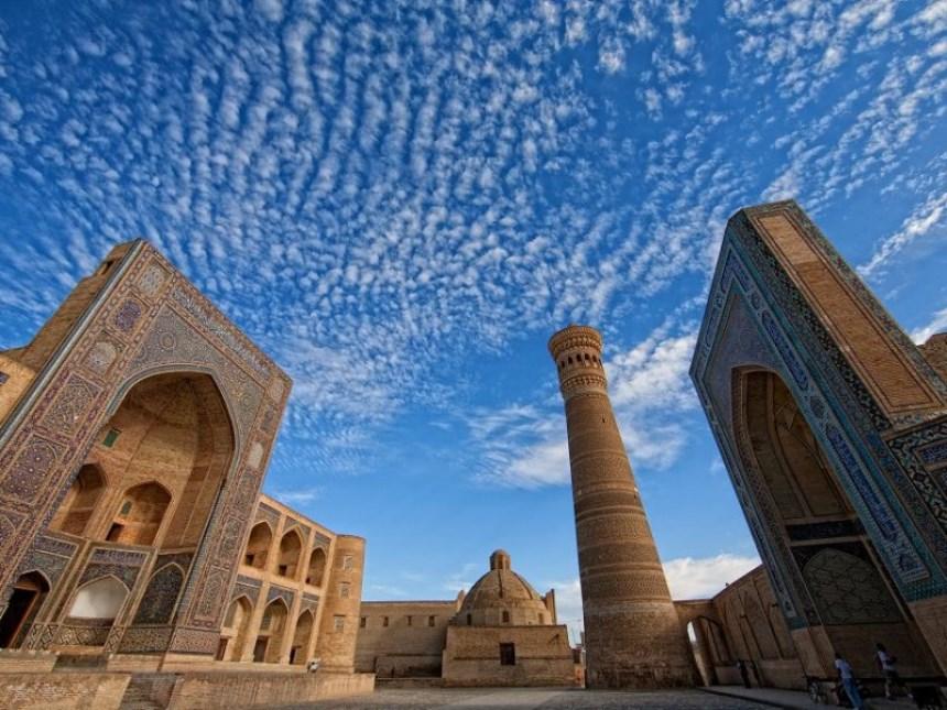 Day 5: Samarkand - Bukhara (280 km)