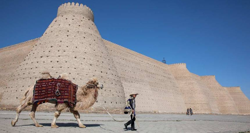 Day 5: Bukhara