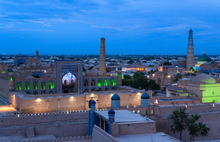 Day 8: Khiva - Bukhara (480 km)
