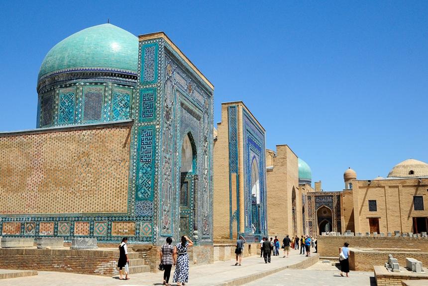 Day 6: Samarkand - Tashkent (Train (345 km))