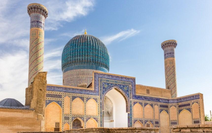 Day 11: Samarkand