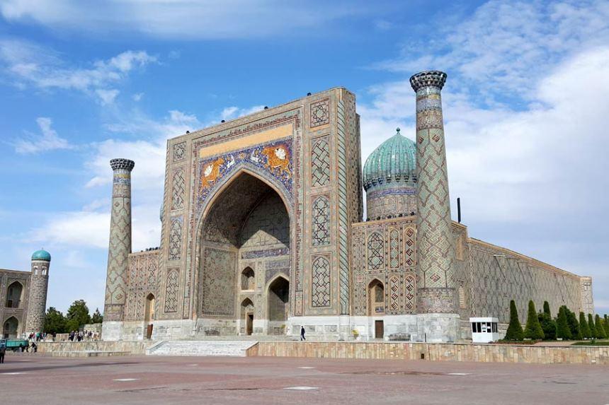 Day 10: Samarkand