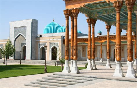 Day 6: Bukhara - Khartang - Samarkand (290 km)