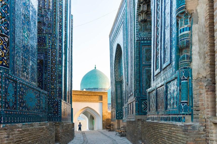 Day 11: Samarkand - Tashkent (Train (345 km))