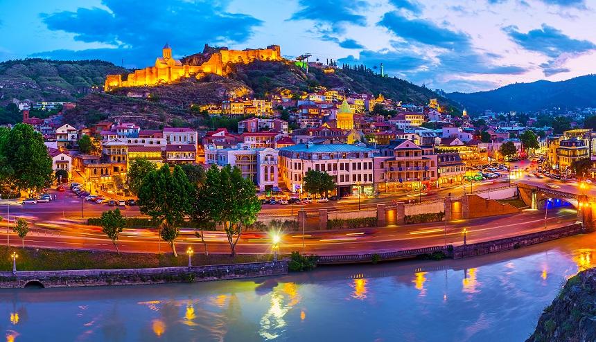 Day 2: Tbilisi city tour