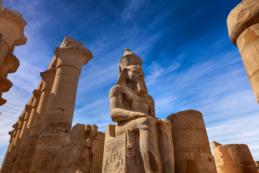 Day 6: Luxor West & East Side visit + Luxor – Fly to Cairo – Cairo