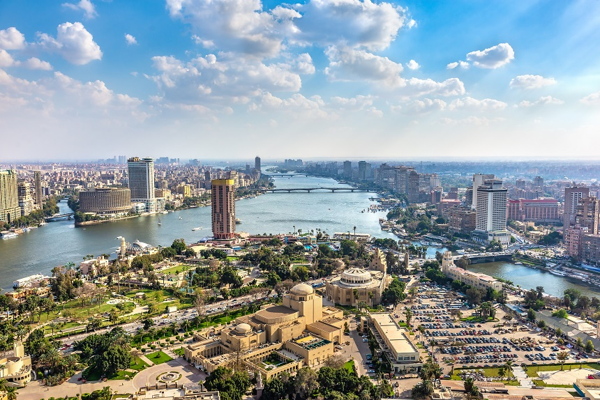 Day 1: Arrival in Cairo