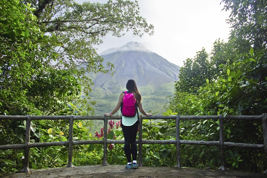 Day 3: Arenal